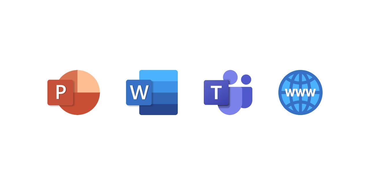 Pickit - PowerPoint - Word - Teams Web - Channels-2