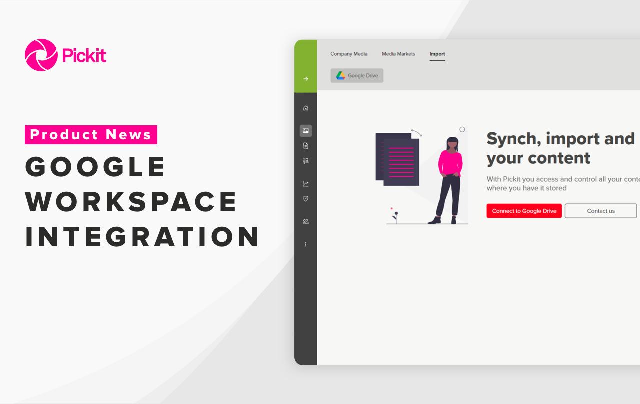 Google Workspace integration